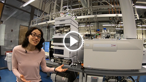 Core Facilities Mass Spectrometry Video