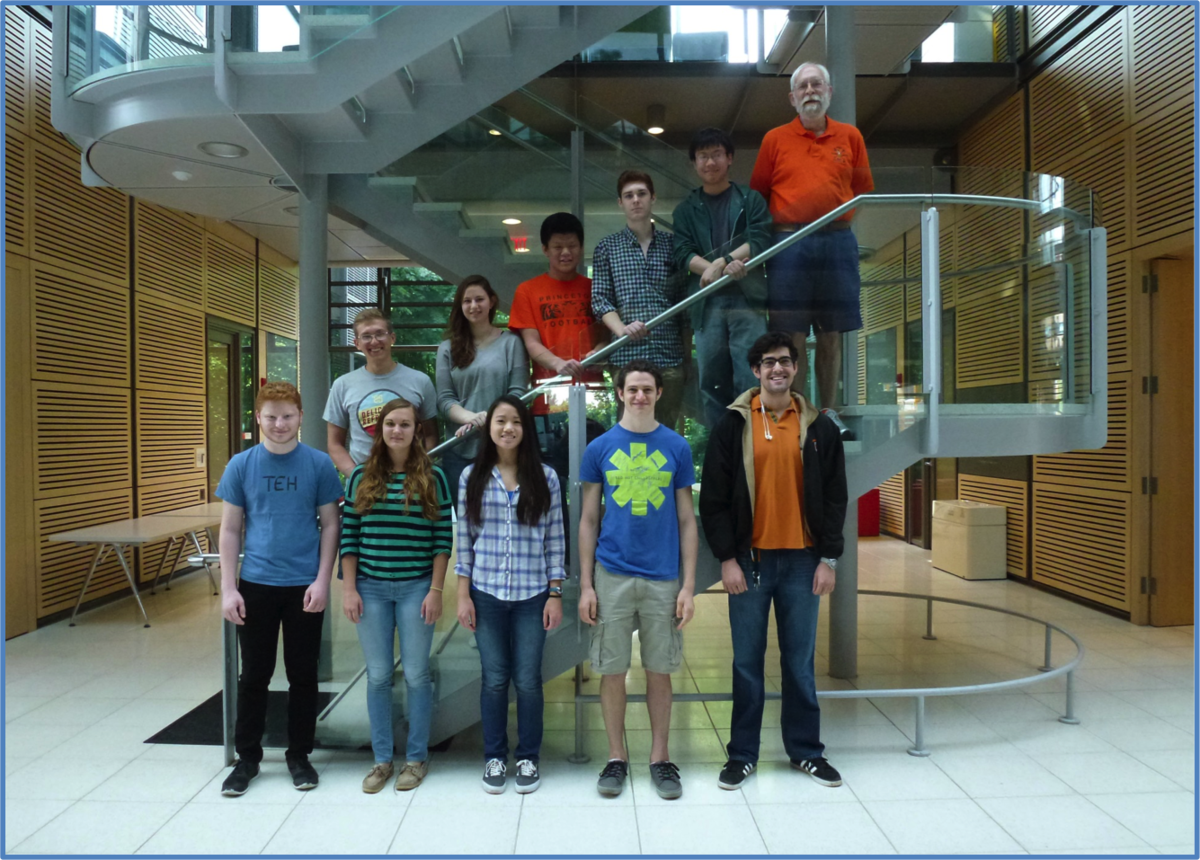 Summer research opportunities for princeton students - Princeton university office of admissions ...
