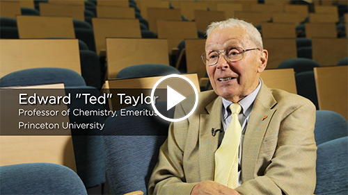 Video Feature: Ted Taylor and the Taylor Fellows