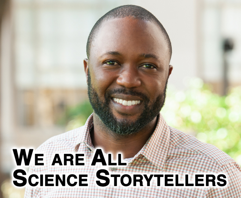 Ashley Smart: We are All Science Storytellers