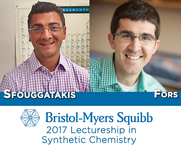 BMS Lectureship in Synthetic Chemistry