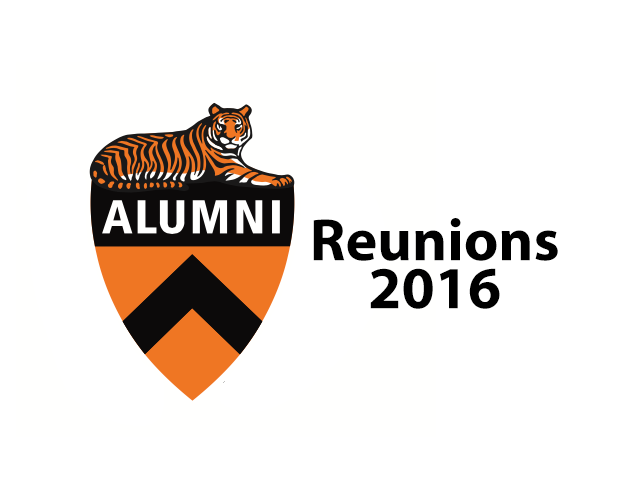 Reunions 2016 - Department of Chemistry