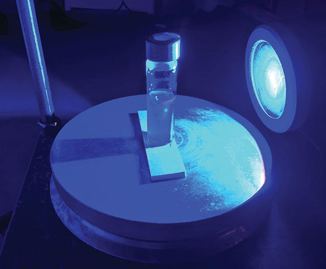 LEDs light the way for better drug therapies
