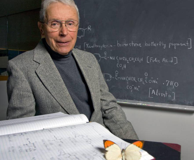 Princeton chemist Edward C. Taylor, inventor of anti-cancer drug, dies at 94