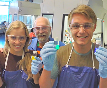 Video Feature: What's New in Chemistry?