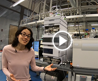 Mass Spec Core Facility Video released