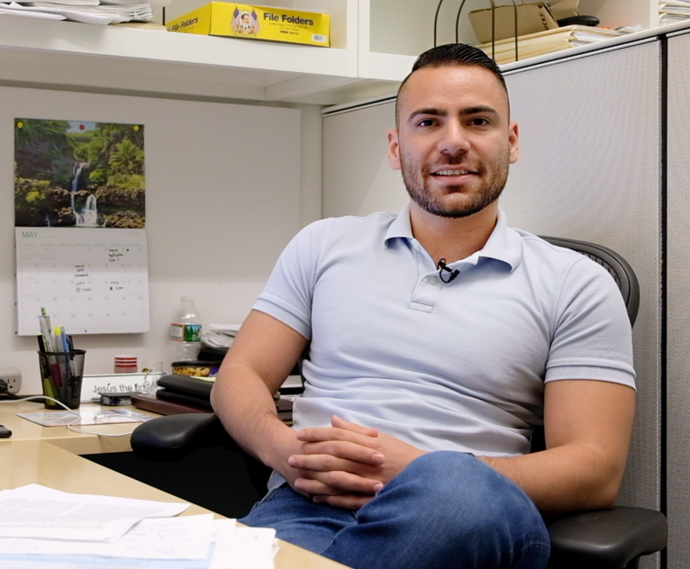 Jesús Estrada: Chem Ph.D., Merck scientist, Dreamer