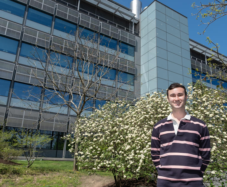 Robert Kirby, a fourth-year graduate student in the Schoop Lab and lead author on the paper.