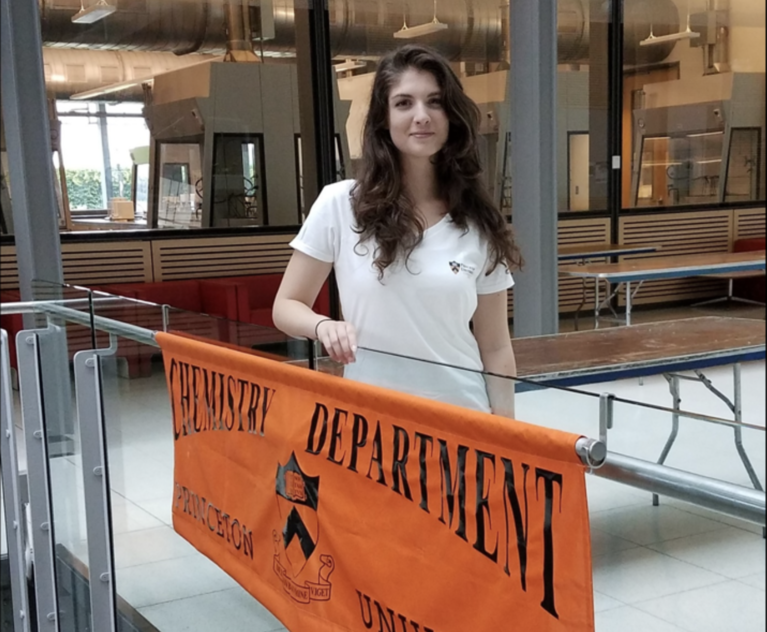 Outstanding Student Profile: Caroline Rouget-Virbel